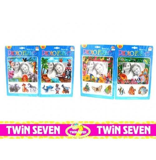 Twin Seven Photo Frame & Sticker Pop Up
