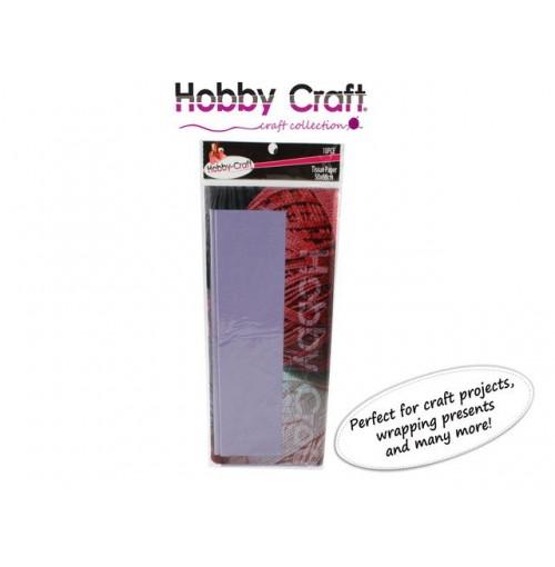 Tissue Paper 50x66cm Light Purple 10pcs