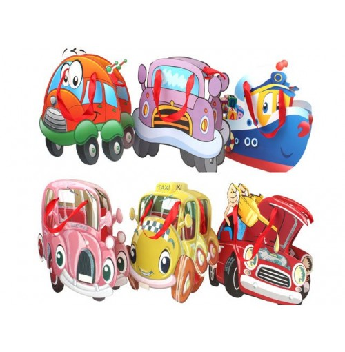 G/Bags Traffic Series Kids
