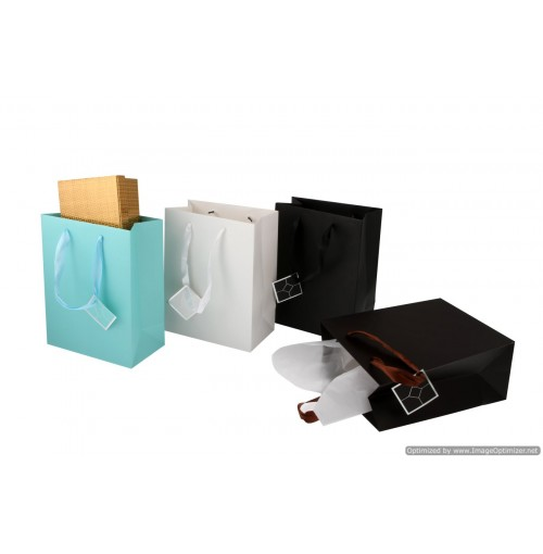 Giftbag Lv Style Circle Med 23x18x10cm