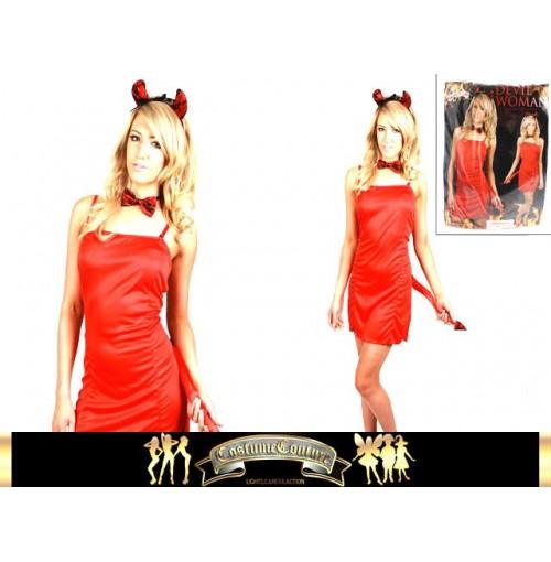 Dazzling Devil Costume