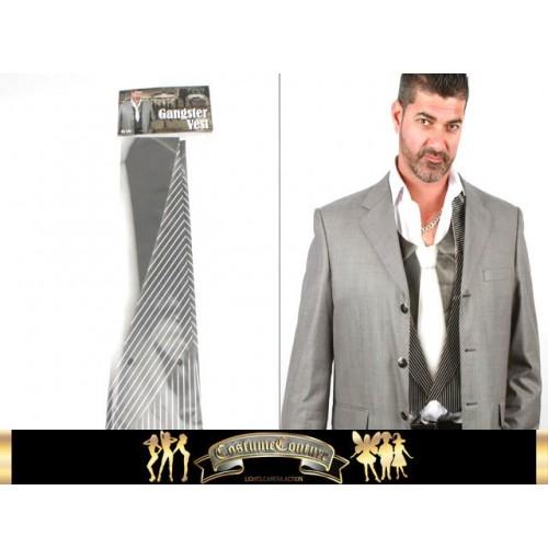 Gangster Vest Dress Up 63cm