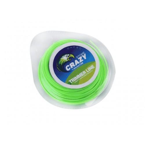 Trimmer Line 1.6mmx15m Nylon Orange & Green