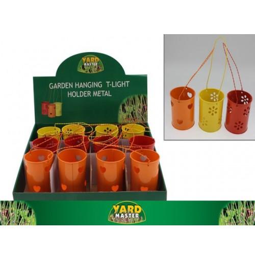 Garden Hanging T/Light Holder