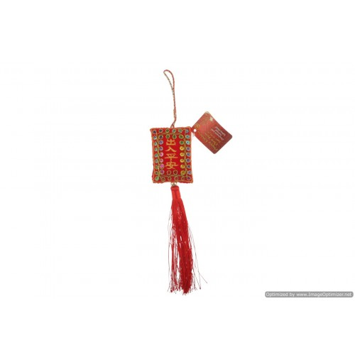 Cny Deco With Printed Safety Motif 26cm