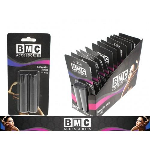Concealer Sticks 2 X 3.5g 6 Light 6 Medium In Disp Tray