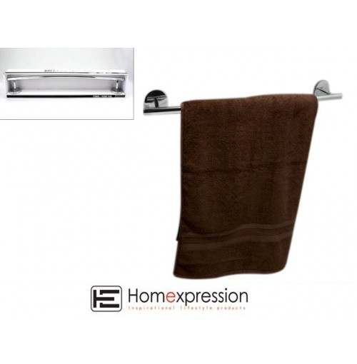 Robe And Towel Hook Chrome Deluxe Series