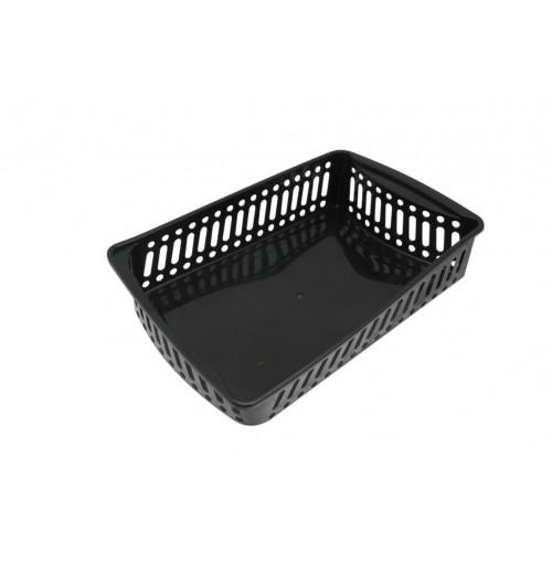 Basket Storage 2 Pack 3 Colours White, Grey, Black