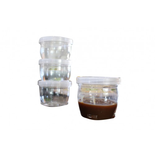Storage Containers Twist 3 Piece Stackable