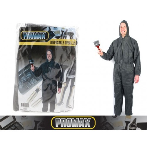 Disposable Overall 2 Sizes Xl & Xxl