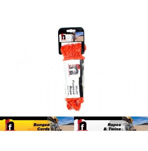 Holdfast Multi Purpose Rope 10mm X 5m In Display