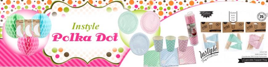Instyle Polka Dot Theme