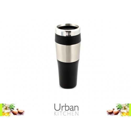 Insulated S/S Mug Coffee To Go Dble Wall 450ml
