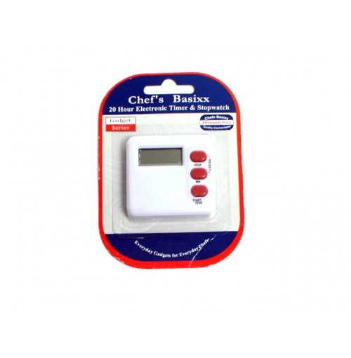 Electronic Timer & Stopwatch 20hrs