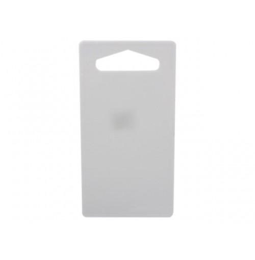 Cutting Board White Standard 25x15x0.45cm