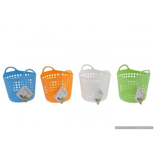 Plastic Basket 13x12.5cm