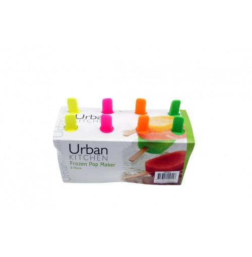 Frozen Pops 8pc Set Assorted Colors Each 11cm Tall