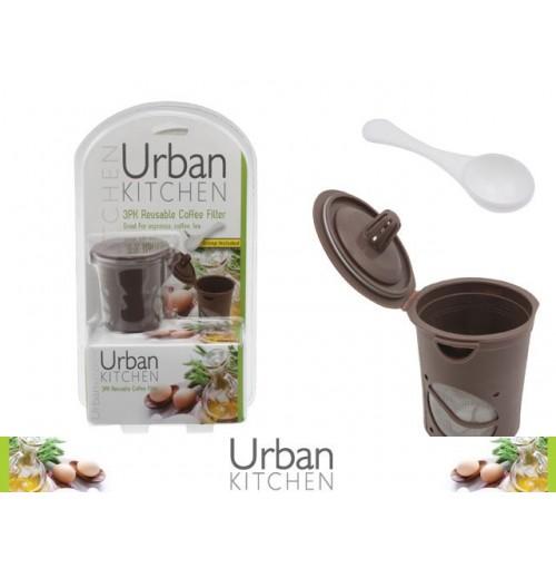 Reusable Coffee Filter 3 Pk