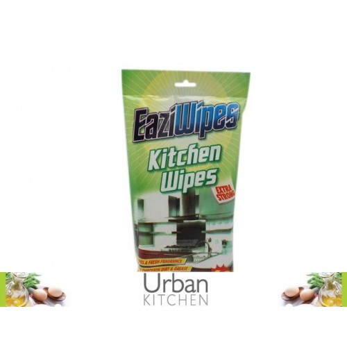Eaziwipes Kitchen Wipes 60pc