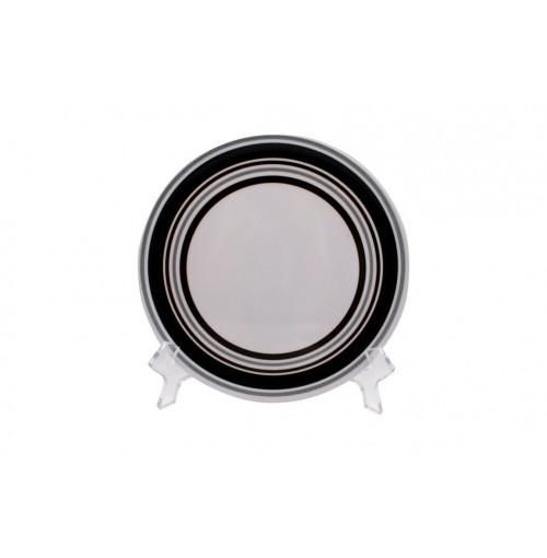 Rings Plate 20cm Melamine