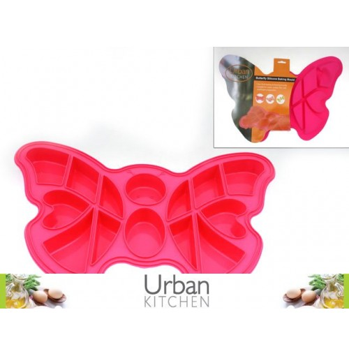 Jigsaw Butterfly Baking Mould Silicone