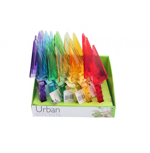 Cake Server 6 Assort Colours In Display