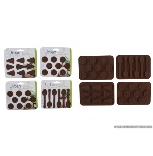 Chocolate Silicone Moulds