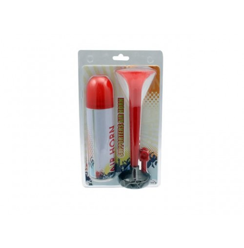 Air Horn Supporters Can W/Attachment