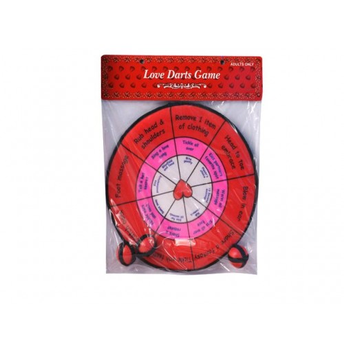 Love Darts Game Of Lust Adults 18 +