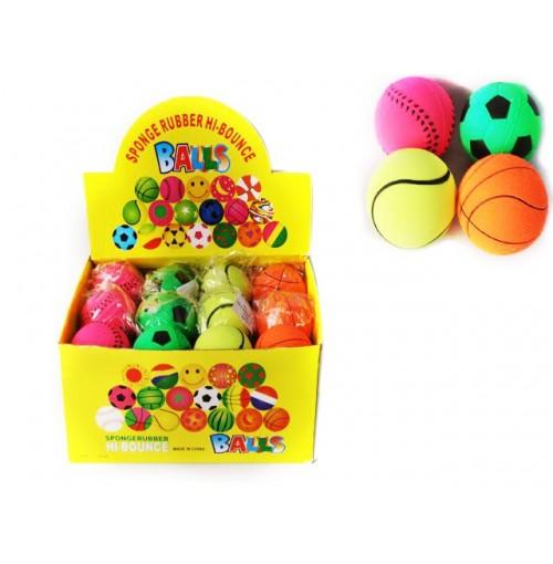 Hi Bounce Fluoro Sport Balls