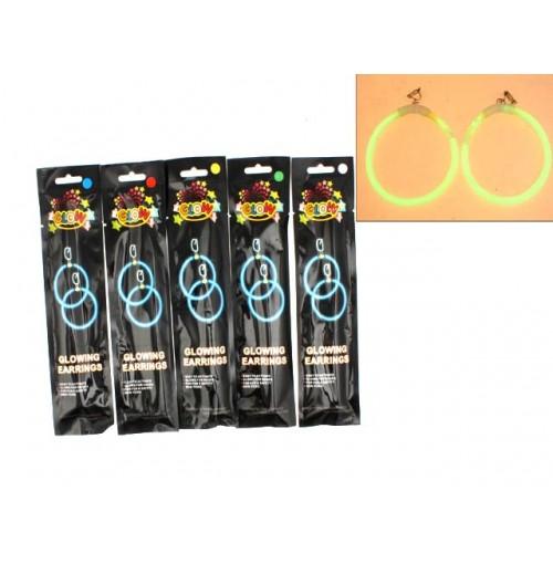 Glowing Earrings
