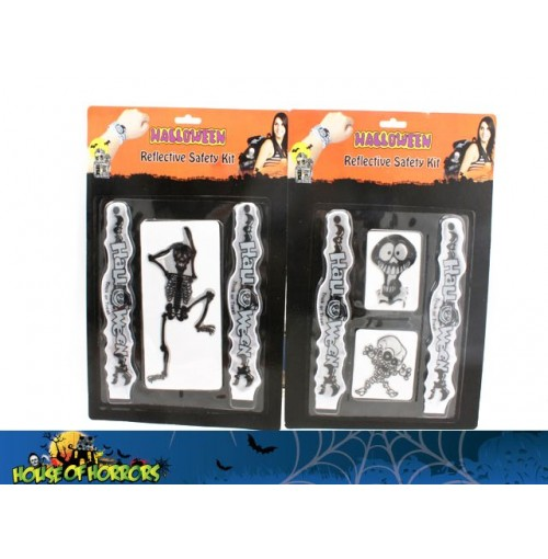 Halloween Reflective Safety Kit 3pc
