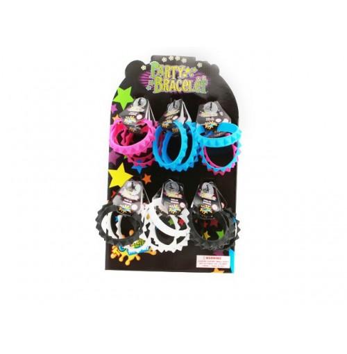 Party Bracelet Rock On Display