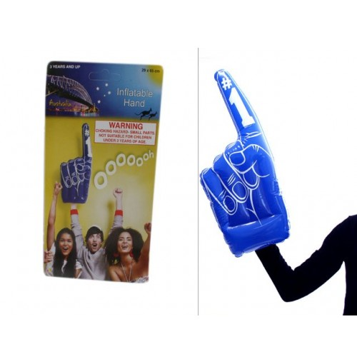Number 1 Inflatable Hand