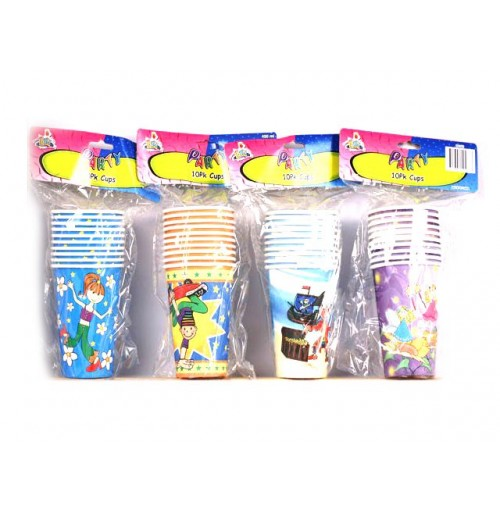 Dream Party Cup 10pk 450ml