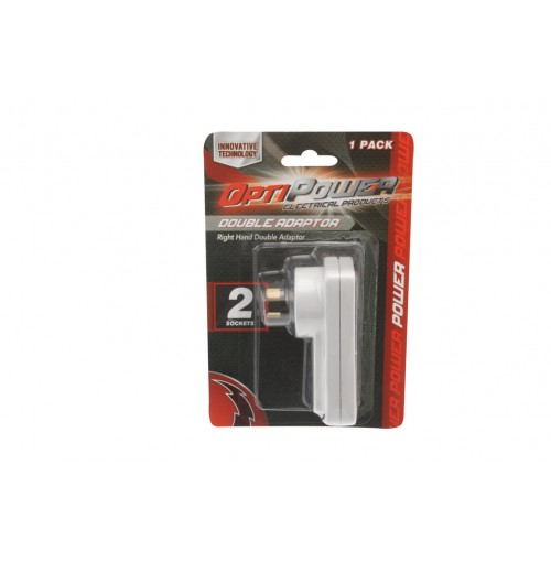Opti Power Double Adapter Right Hand Side