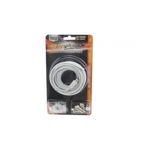 Tv Aerial Cable Extension Kit 6m A/C Ae5023