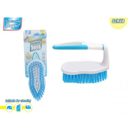 Opti Clean Scrubbing Brush 15 X 9 X 7cm