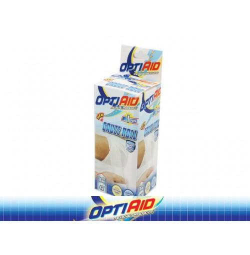 Opti Aid Gauze Dressing Roll 4m X 10cm