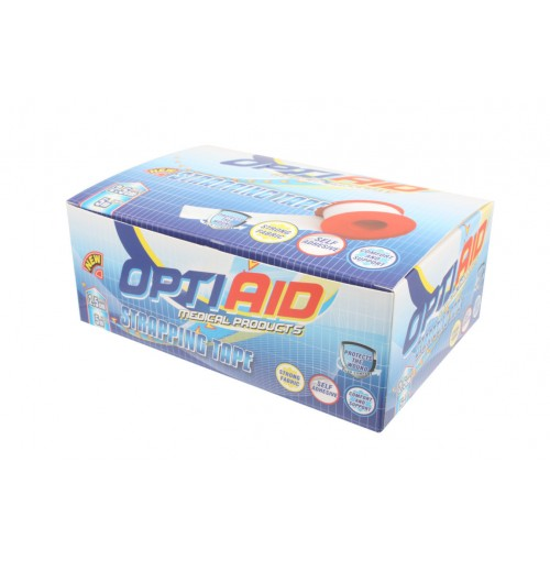 Opti Aid Strapping Tape 2.5cm X 5m