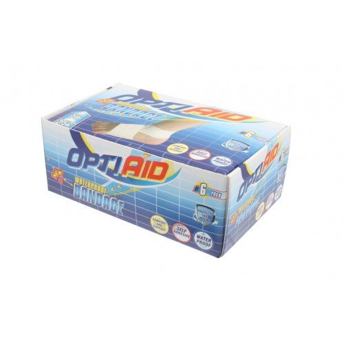 Opti Aid Waterproof Bandaid Tape 5cm X 2.55m