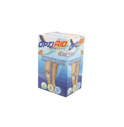 Opti Aid Soap Towelette 12x20cm