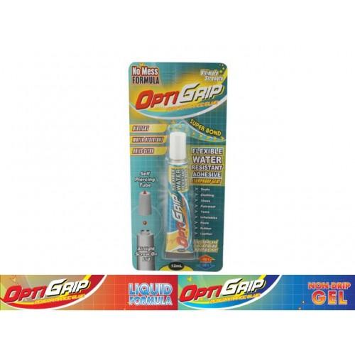 Opti Grip Flexible Waterproof Adhesive 12ml