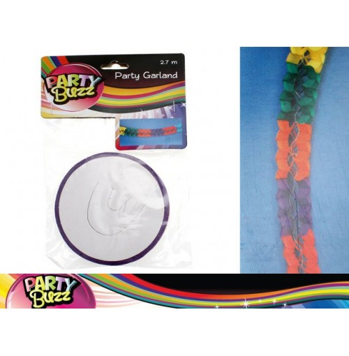 Party Garland 2.7m