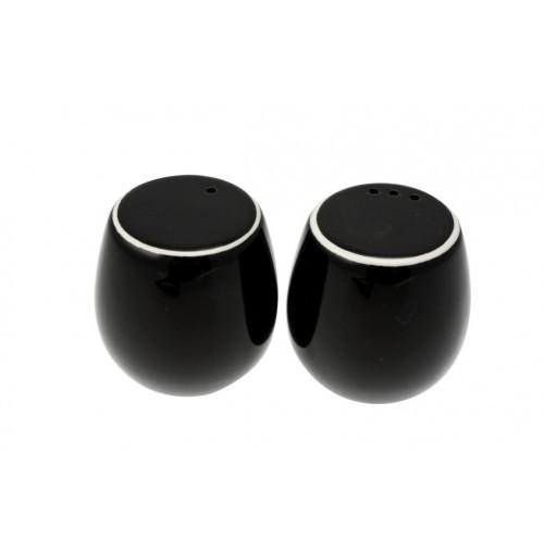 Zara Black Salt & Pepper Set