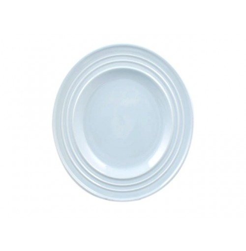 Claires Kitchen Blue Dinner Plate 280mm