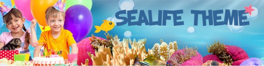 Sea Life Theme