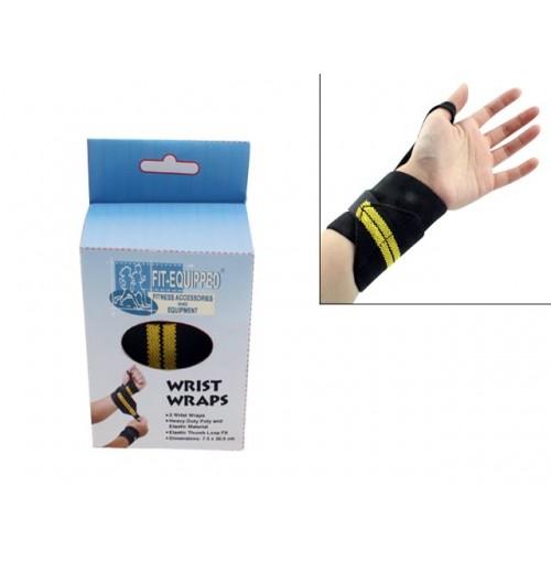Wrist Wraps For The Gym 3x12