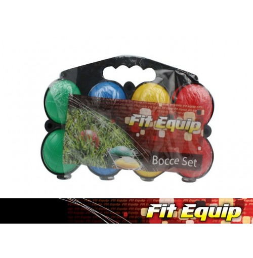 Bocce Set In Carry Case 9pc