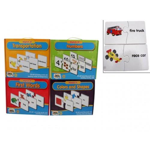 Educational Puzzle Sets